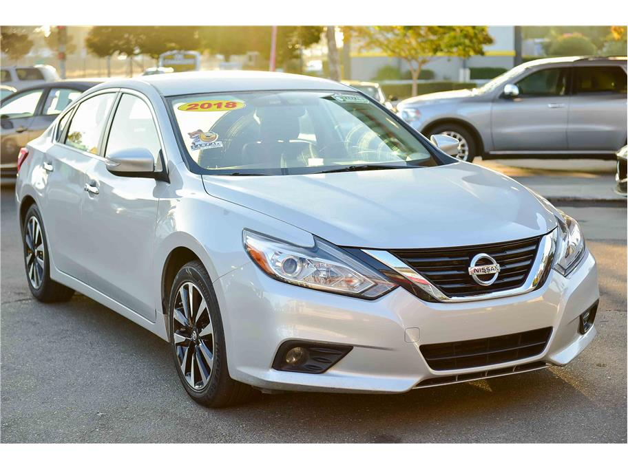 2018 Nissan Altima from WishList Autos