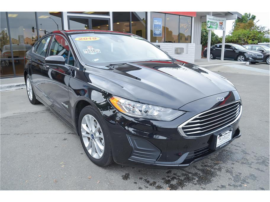 2019 Ford Fusion from WishList Autos