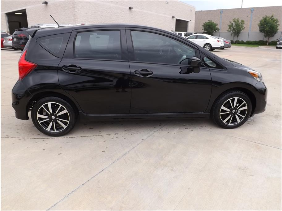 2018 Nissan Versa Note from Barrett Motors
