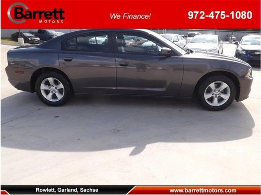 2014 Dodge Charger from Barrett Motors