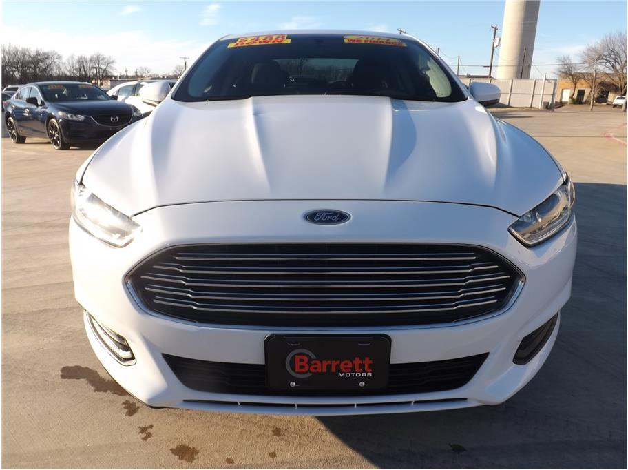 2014 Ford Fusion from Barrett Motors