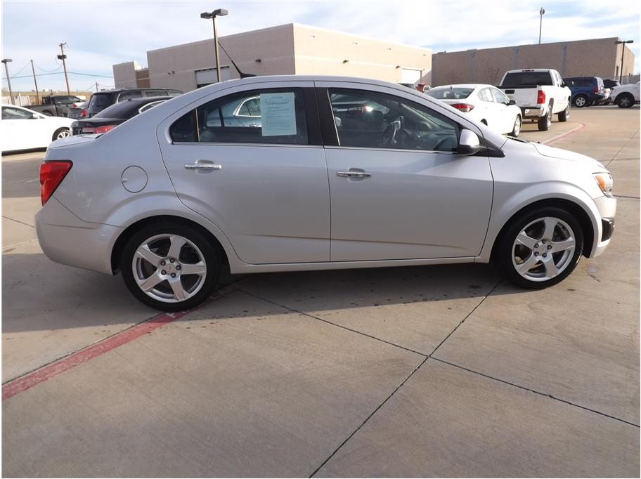 2012 Chevrolet Sonic from Barrett Motors