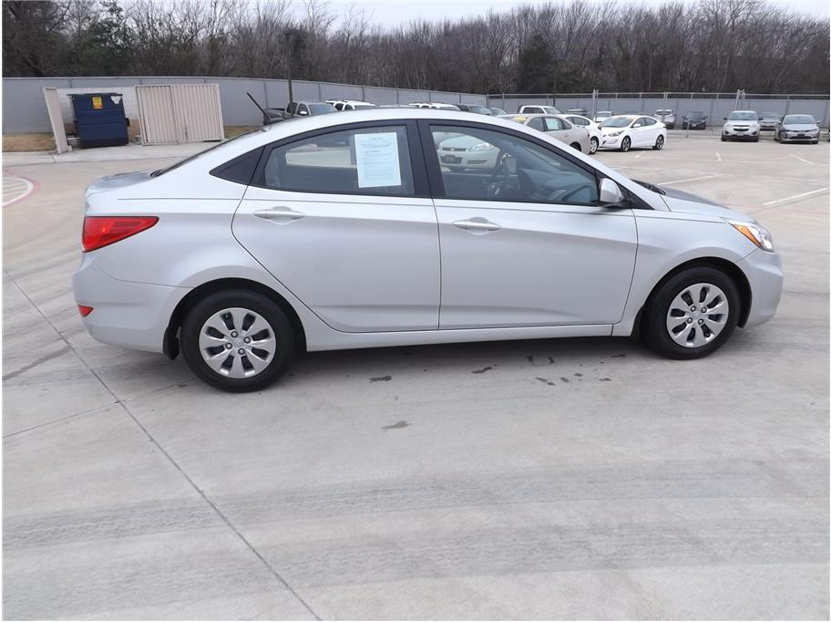 2016 Hyundai Accent from Barrett Motors