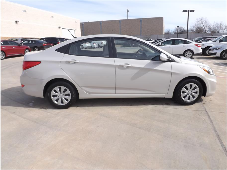 2017 Hyundai Accent from Barrett Motors
