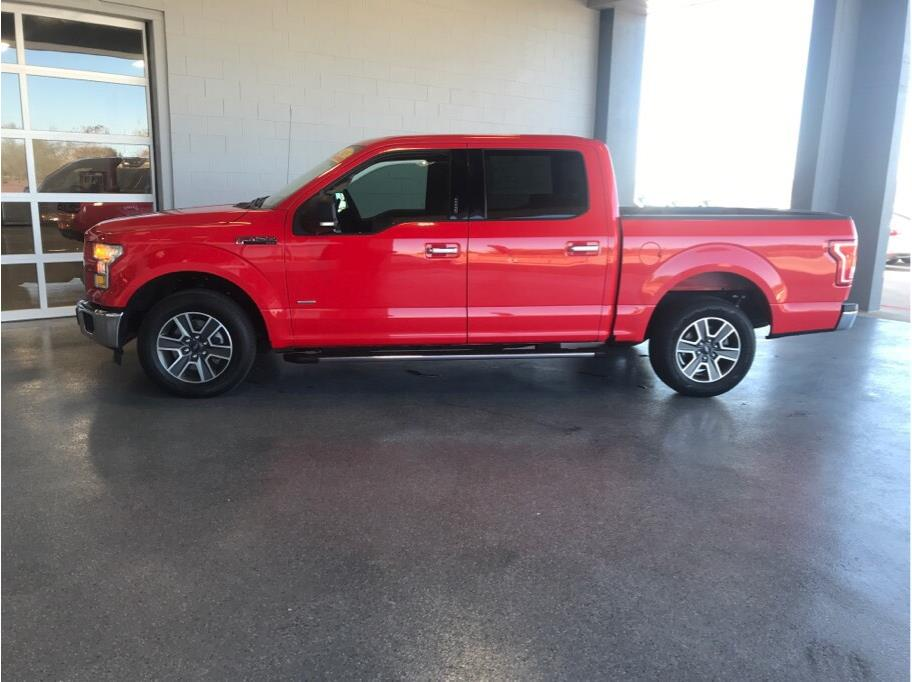 2015 Ford F150 SuperCrew Cab from Barrett Motors - Greenville