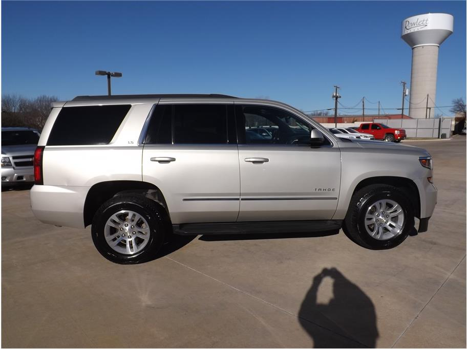 2015 Chevrolet Tahoe from Barrett Motors
