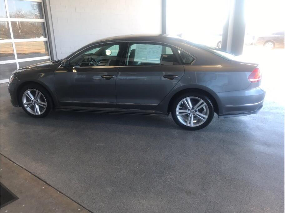 2015 Volkswagen Passat from Barrett Motors - Greenville