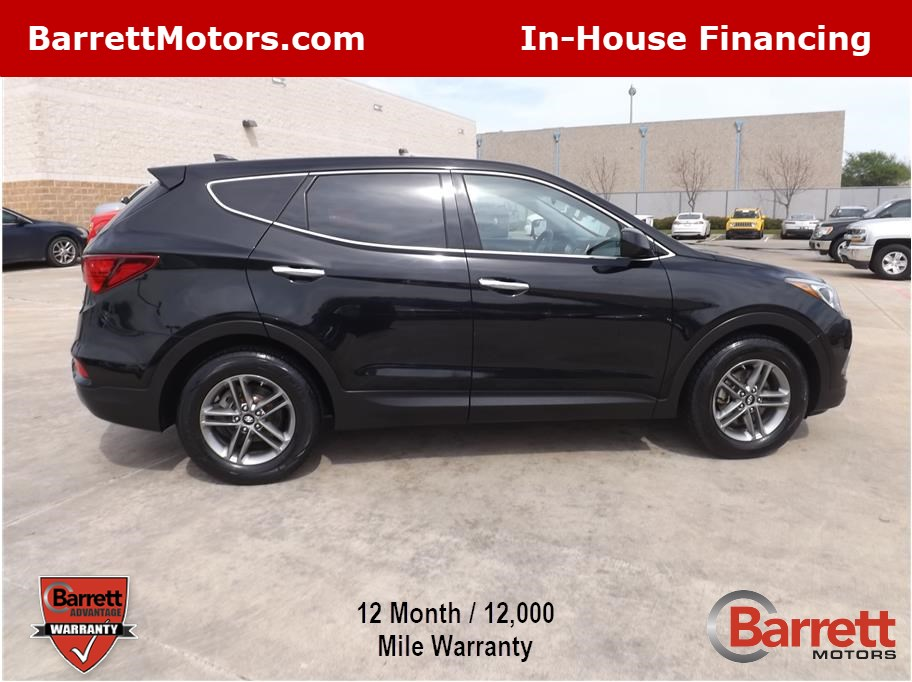 2017 Hyundai Santa Fe Sport from Barrett Motors