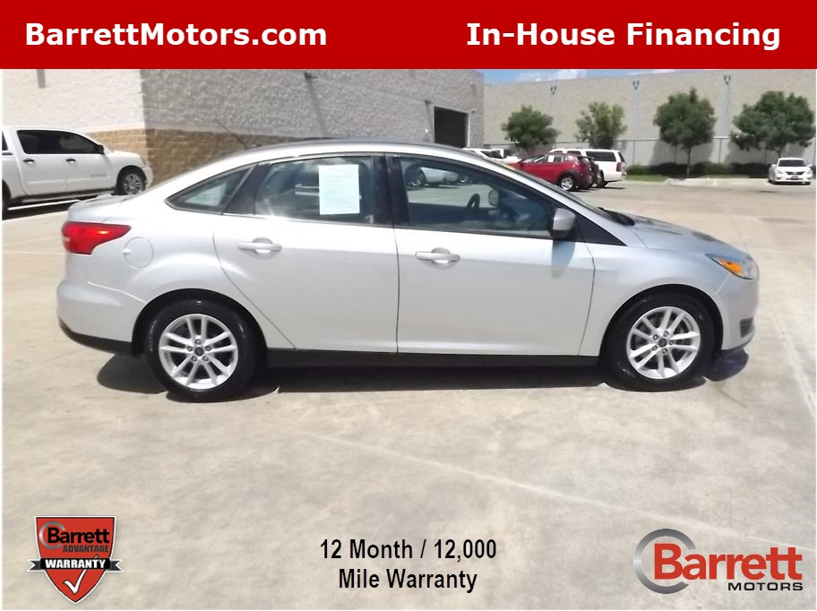 2018 Ford Focus from Barrett Motors