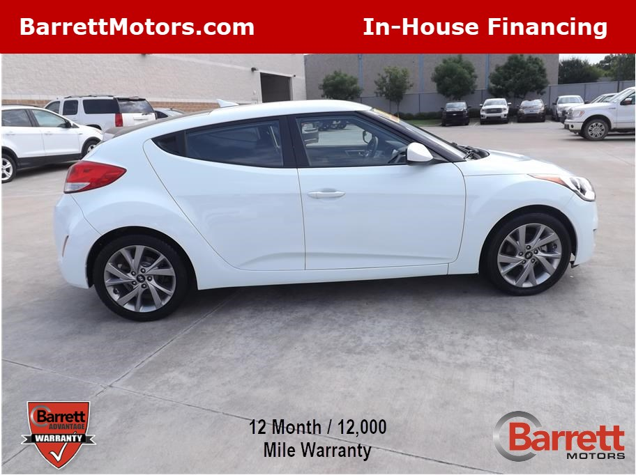 2017 Hyundai Veloster from Barrett Motors
