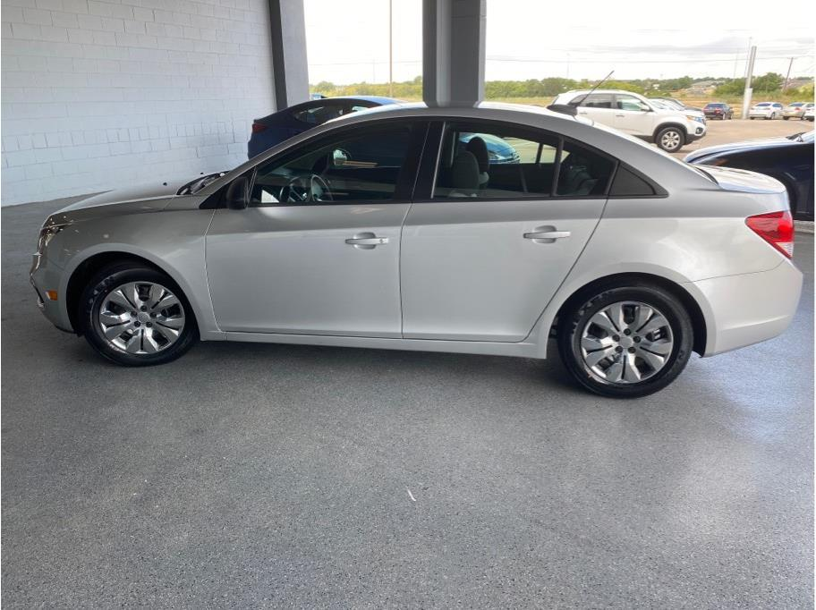 2016 Chevrolet Cruze Limited from Barrett Motors - Greenville