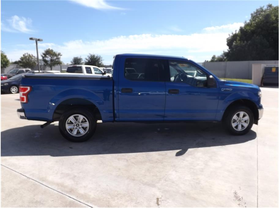 2018 Ford F150 SuperCrew Cab from Barrett Motors