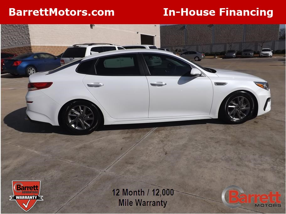 2019 Kia Optima from Barrett Motors