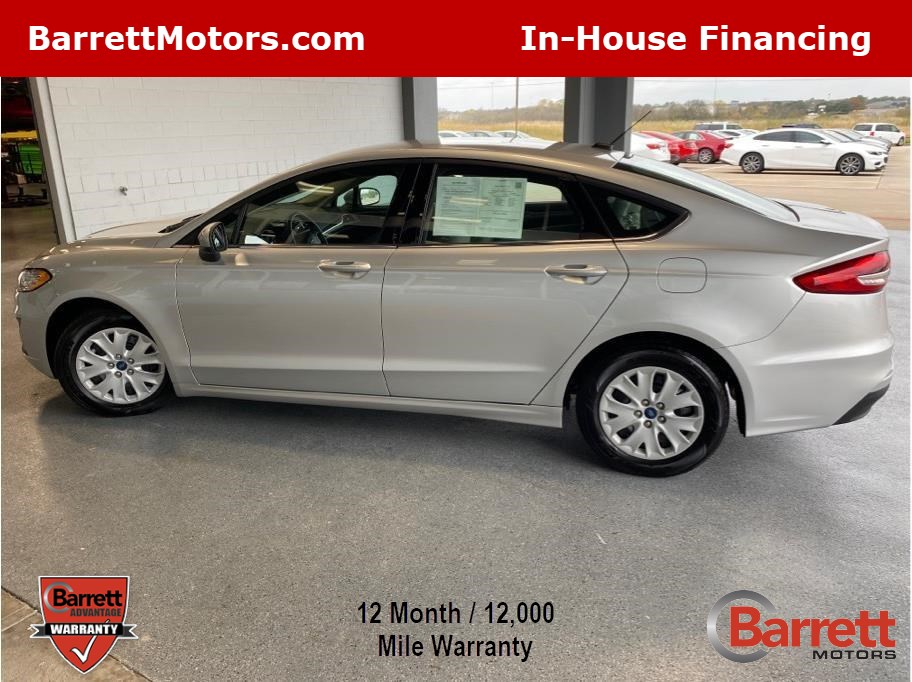 2019 Ford Fusion from Barrett Motors - Greenville