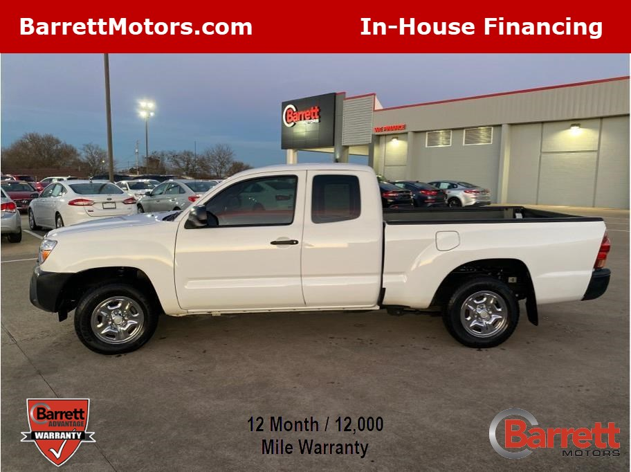 2015 Toyota Tacoma Access Cab from Barrett Motors - Greenville