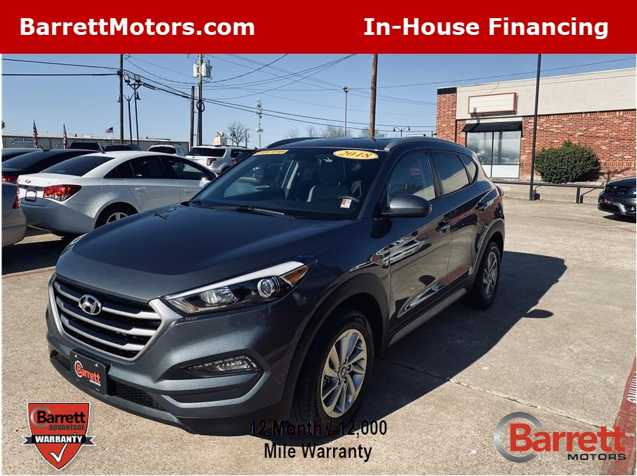 2018 Hyundai Tucson from Barrett Motors