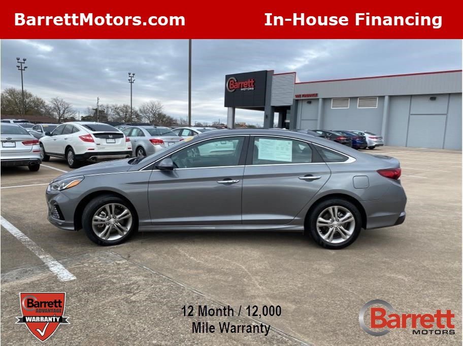 2019 Hyundai Sonata from Barrett Motors