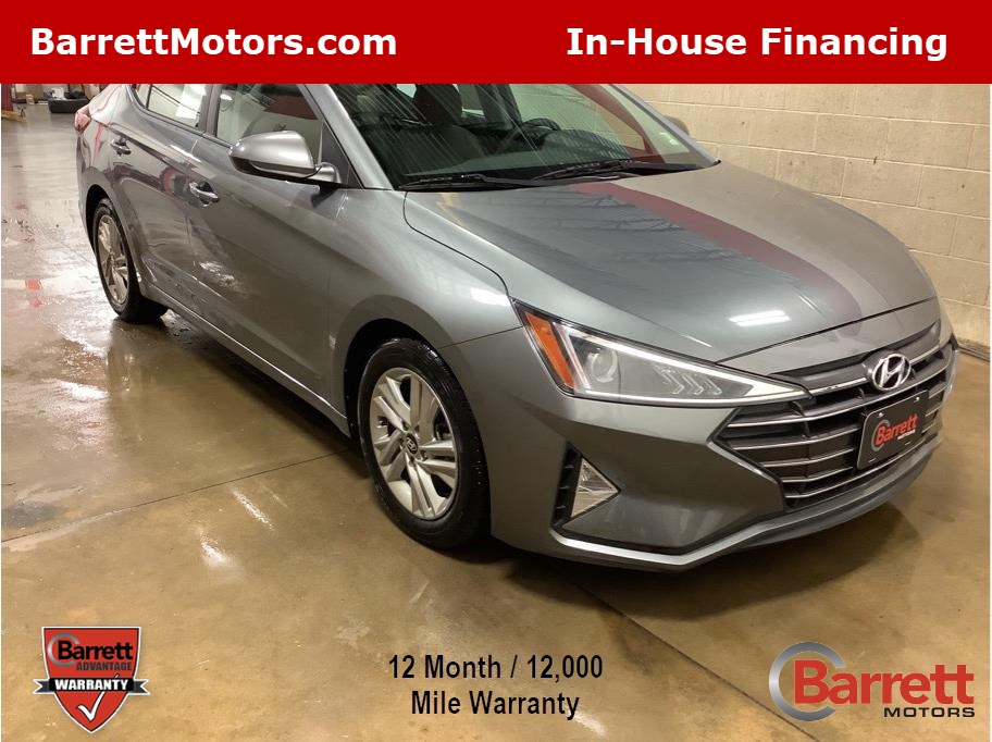 2019 Hyundai Elantra from Barrett Motors