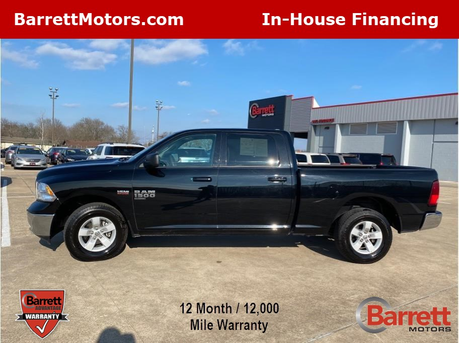 2020 Ram 1500 Classic Crew Cab from Barrett Motors - Greenville