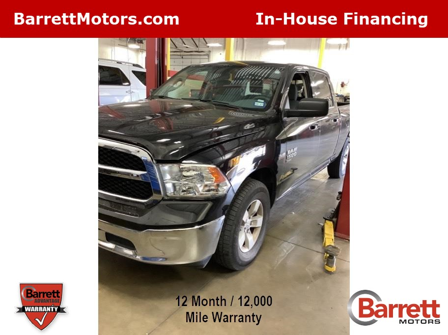 2019 Ram 1500 Classic Crew Cab from Barrett Motors