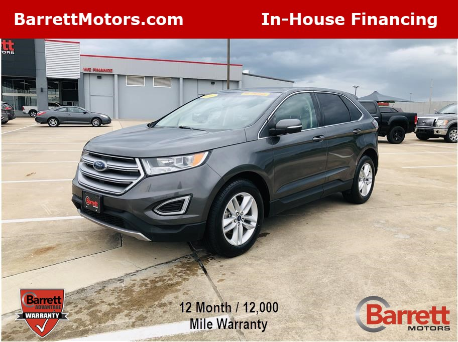 2017 Ford Edge from Barrett Motors - Greenville