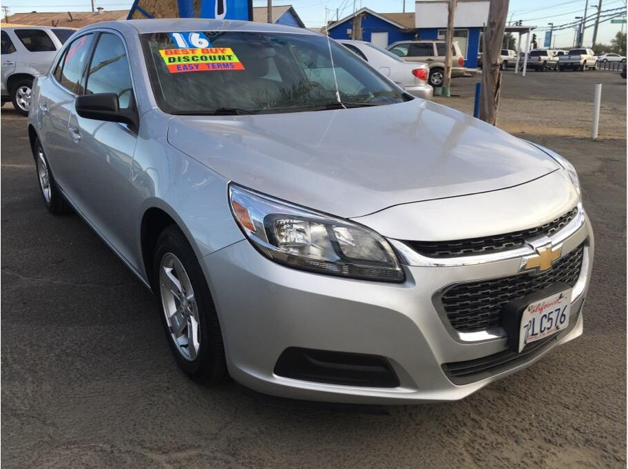 2016 Chevrolet Malibu Limited from Los Reyes Auto Sales, Inc.