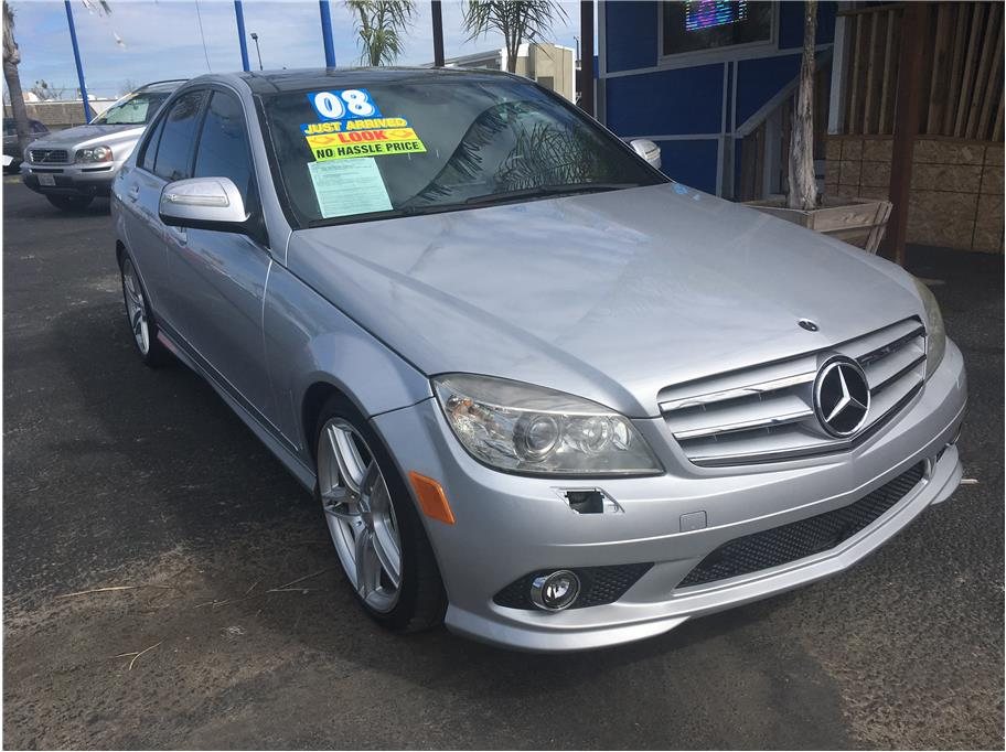2008 Mercedes-benz C-Class from Los Reyes Auto Sales, Inc.