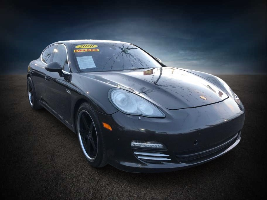 2010 Porsche Panamera from Los Reyes Auto Sales, Inc.