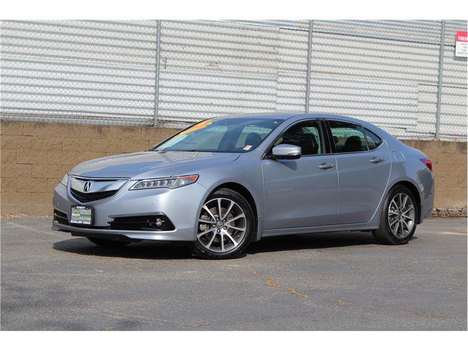 2016 Acura TLX from Excellent Choice Auto Sales