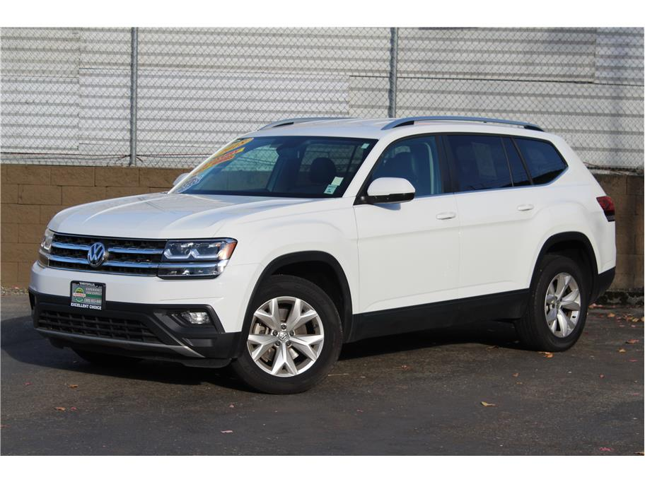 2018 Volkswagen Atlas from Excellent Choice Auto Sales