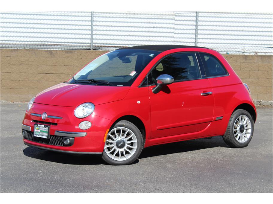 2012 Fiat 500 from Excellent Choice Auto Sales Marysville