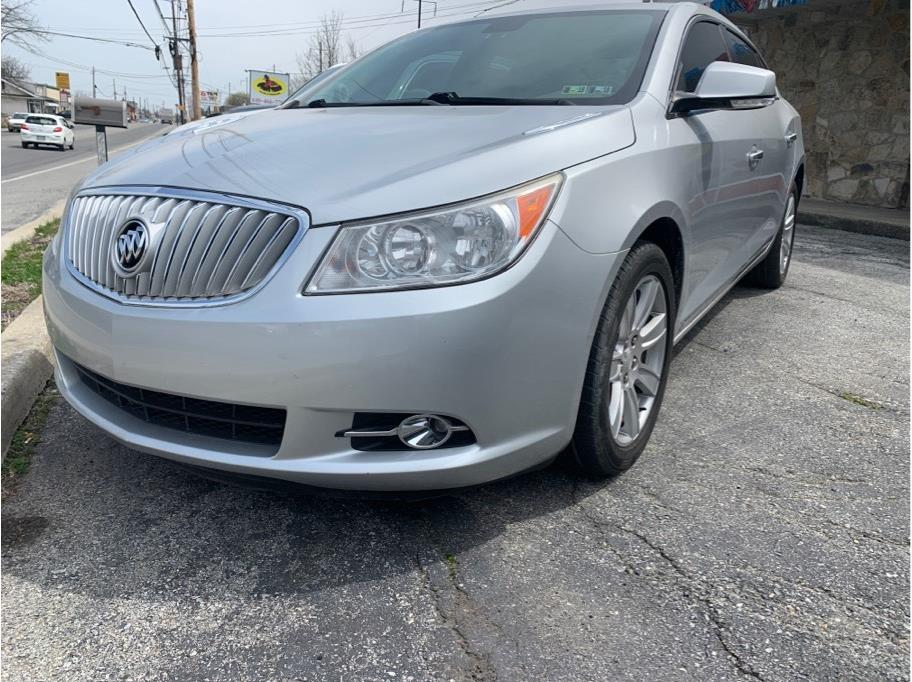 2011 Buick LaCrosse from DeFilippo Bro Motorcars Auto Sales Inc