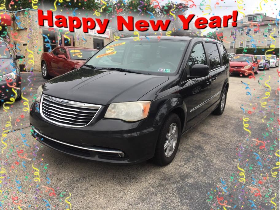 2011 Chrysler Town & Country from DeFilippo Bro Motorcars Auto Sales Inc