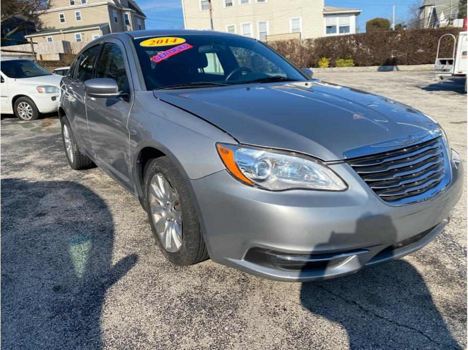 2014 Chrysler 200 from DeFilippo Bro Motorcars Auto Sales Inc