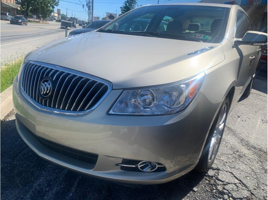 2013 Buick LaCrosse from DeFilippo Bro Motorcars Auto Sales Inc