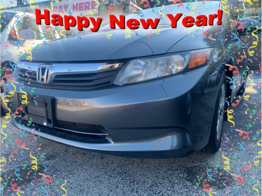 2012 Honda Civic from DeFilippo Bro Motorcars Auto Sales Inc