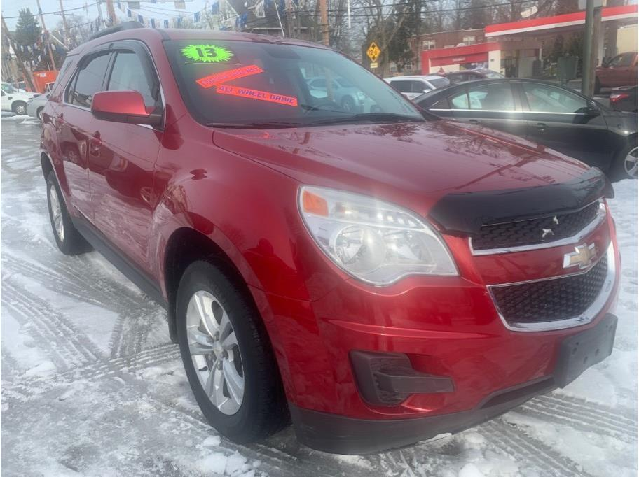 2013 Chevrolet Equinox from DeFilippo Bro Motorcars Auto Sales Inc