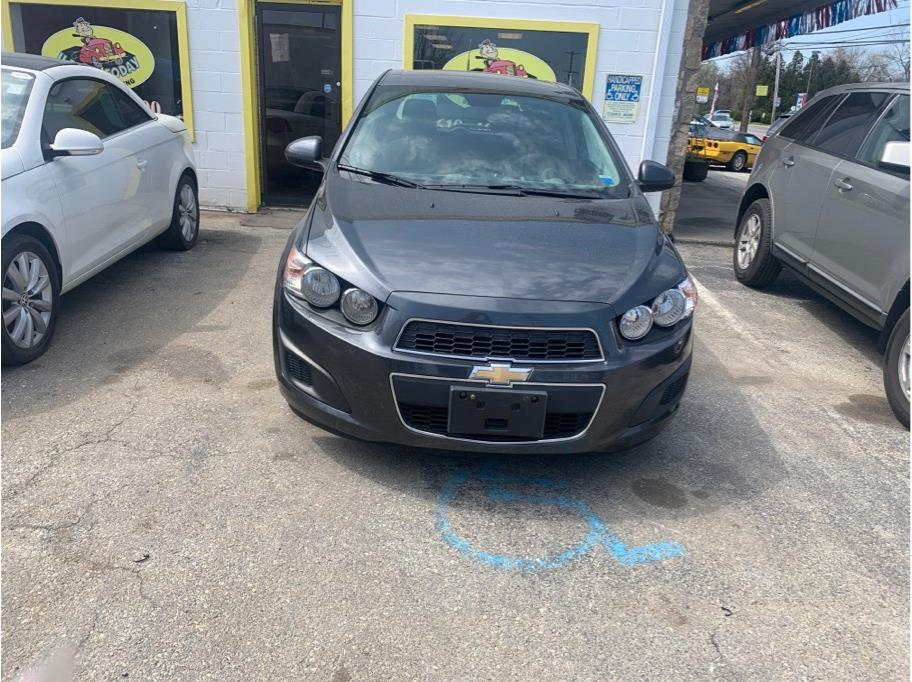 2013 Chevrolet Sonic from DeFilippo Bro Motorcars Auto Sales Inc