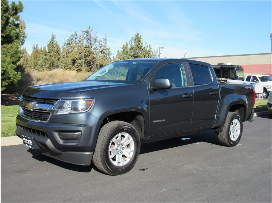 2019 Chevrolet Colorado Crew Cab from Auto Network Group Northwest Inc.