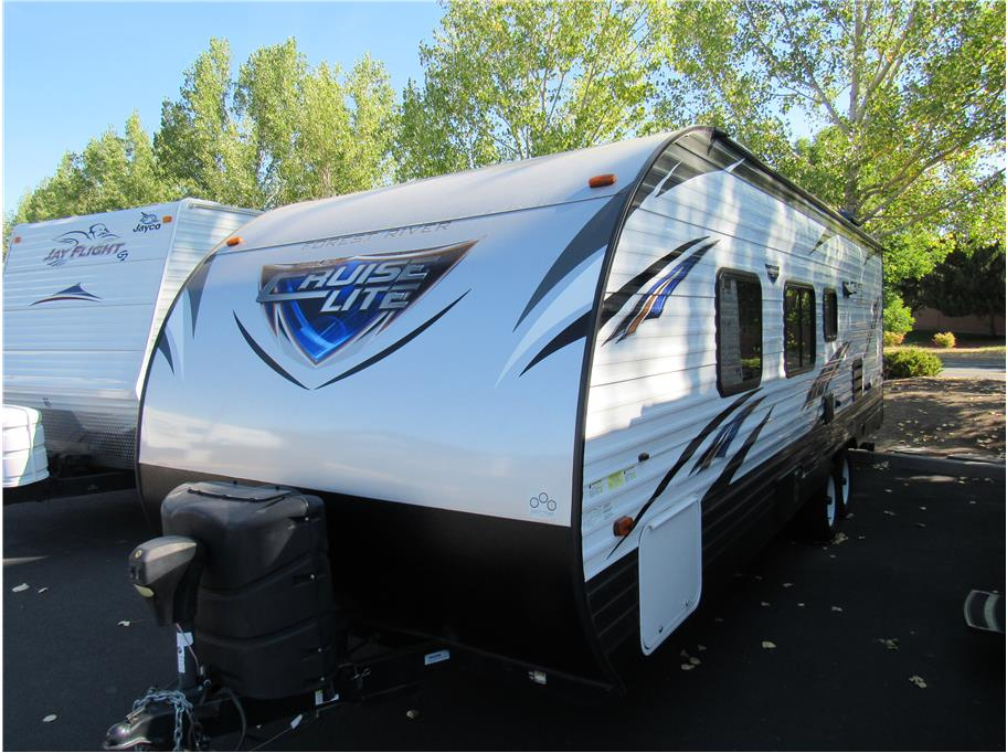 2019 FOREST RIVER Salem Lite  261BHXL