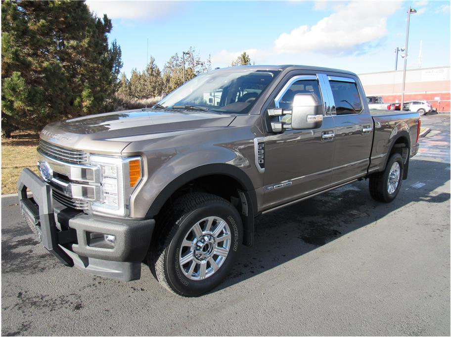 2018 Ford F350 Super Duty Crew Cab