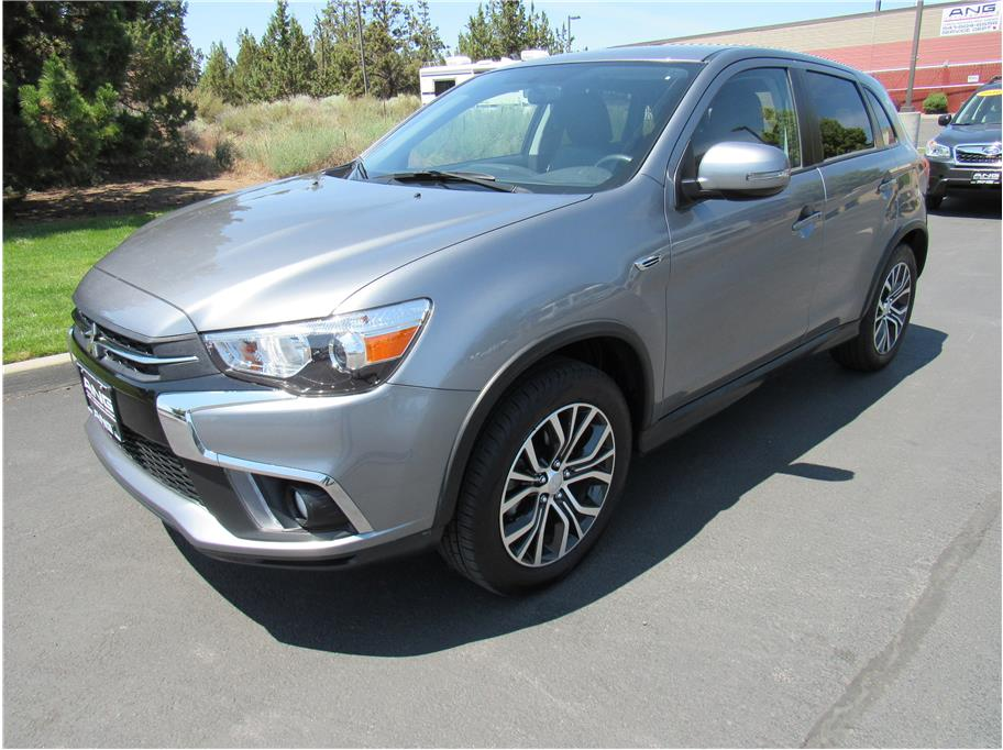 2018 Mitsubishi Outlander Sport from Auto Network Group Northwest Inc.