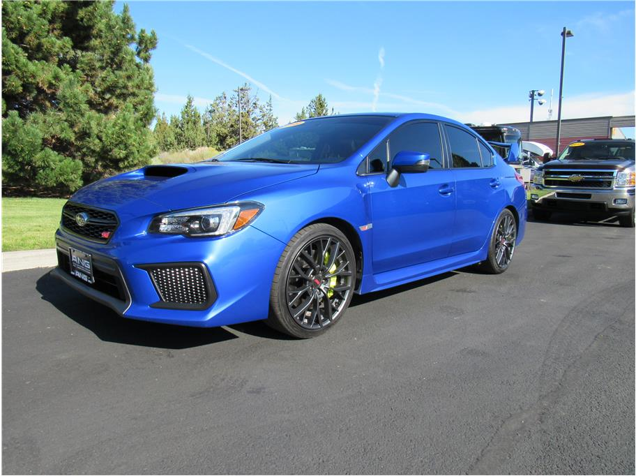 2019 Subaru WRX Limited from Auto Network Group Northwest Inc.