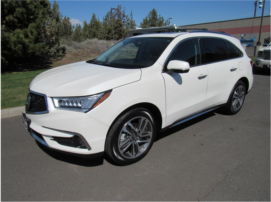2018 Acura MDX from Auto Network Group Northwest Inc.