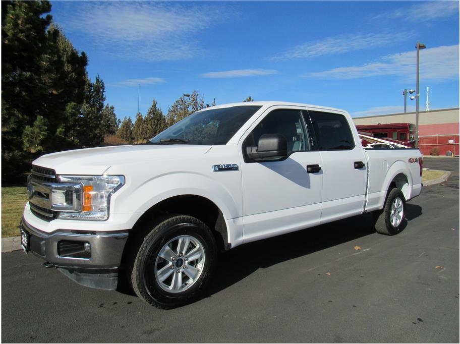 2019 Ford F150 SuperCrew Cab from Auto Network Group Northwest Inc.
