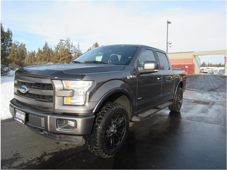 2015 Ford F150 SuperCrew Cab from Auto Network Group Northwest Inc.