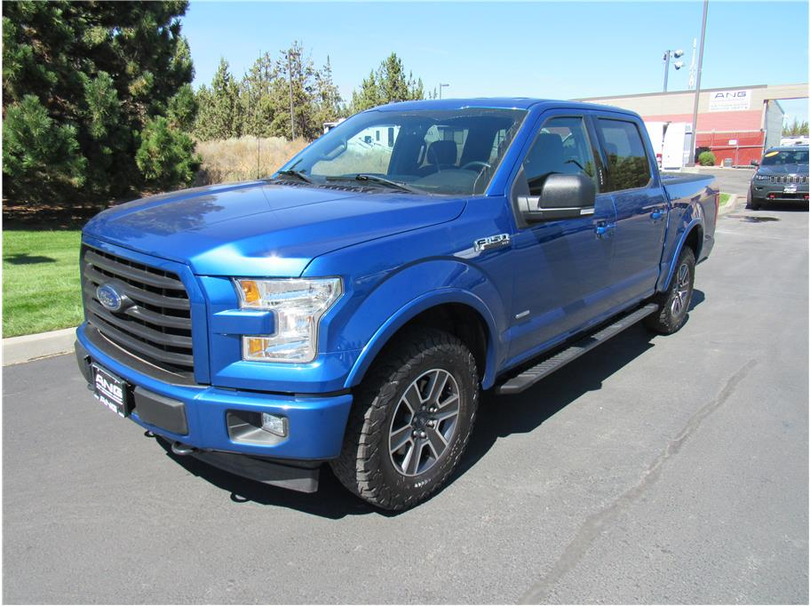 2017 Ford F150 SuperCrew Cab from Auto Network Group Northwest Inc.