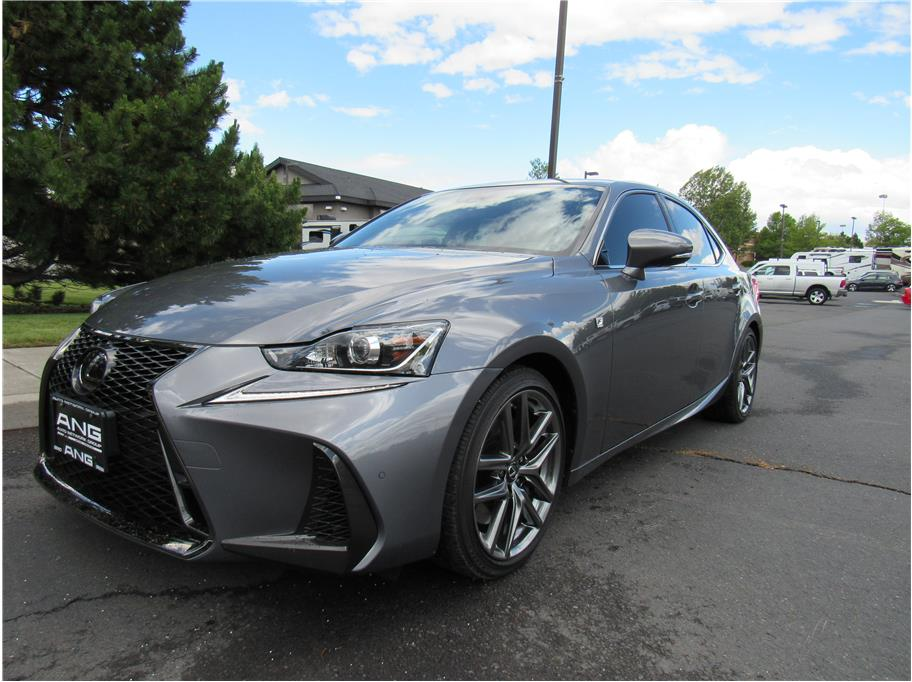 2019 Lexus IS from Auto Network Group Northwest Inc.