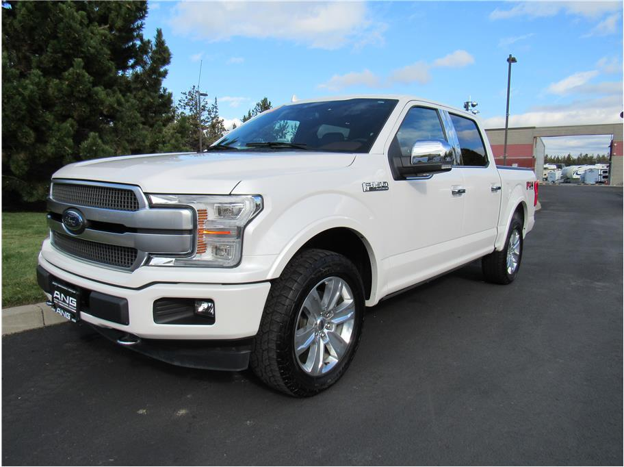 2018 Ford F150 SuperCrew Cab from Auto Network Group Northwest Inc.
