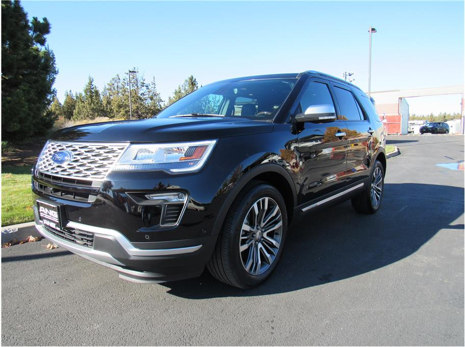 2018 Ford Explorer from Auto Network Group Northwest Inc.